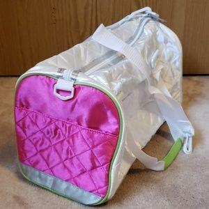 Handbags - NWT Polyester Duffle Bag